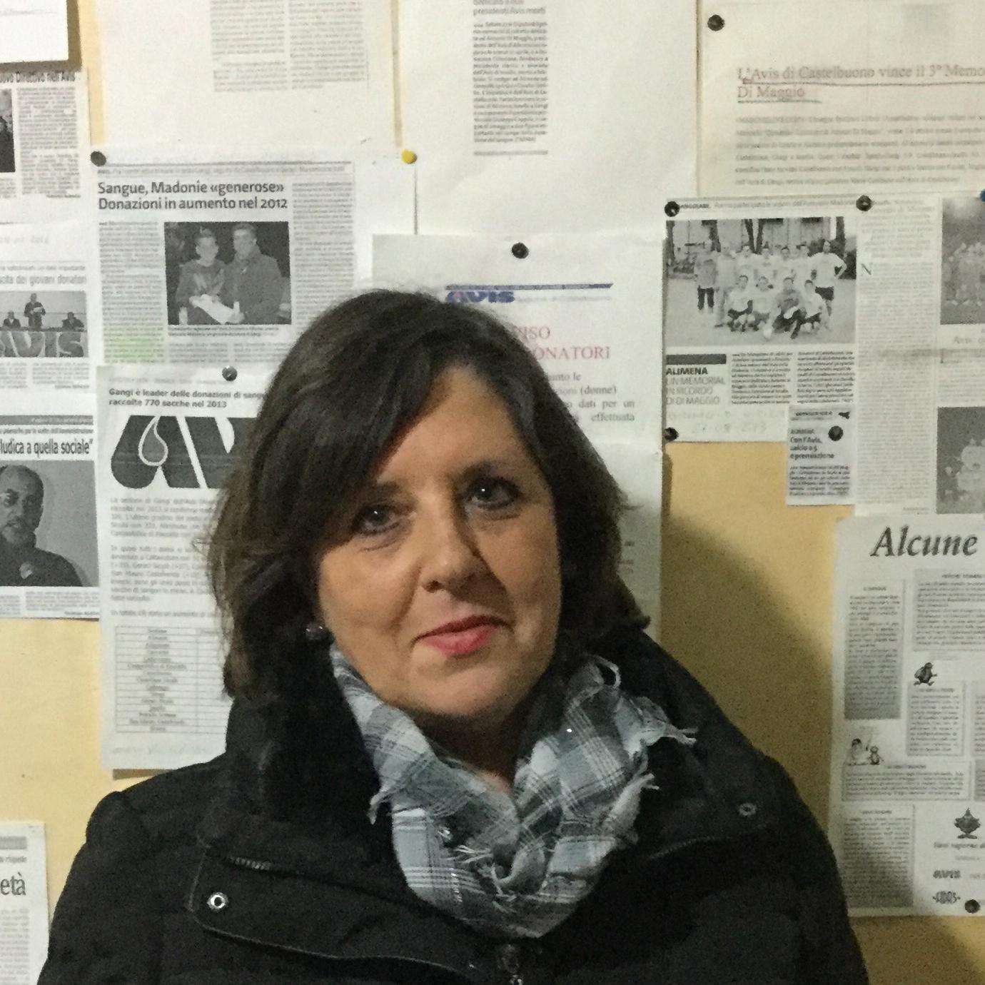 Maria Marguglio